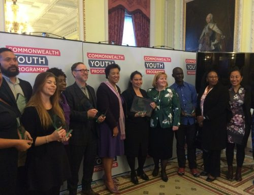 Belizean Wins Commonwealth Youth Leader Award