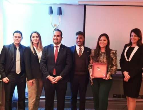Mrs Amaris Leal, First Secretary, Elected As President Of The Young Diplomats In London (YDL) Association
