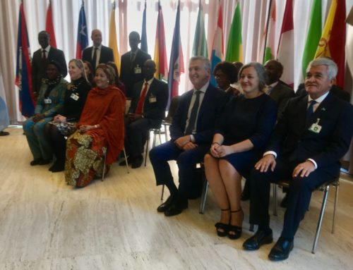 Belize Attends High-Level Segment On Statelessness And 70th Session Of The Executive Commission Of The High Commissioner's Programme