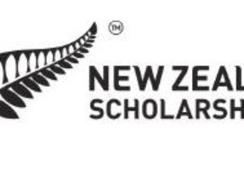 Advising Of New Zealand Scholarship Opportunities