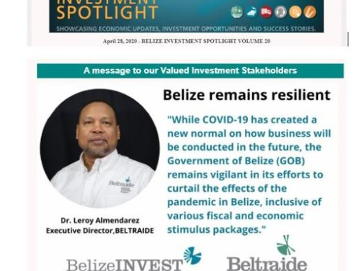 Message To Beltraide's Valued Investment Stakeholders