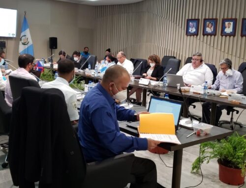 Third Meeting Of The Administrative Commission Under The Belize-Guatemala Partial Scope Agreement